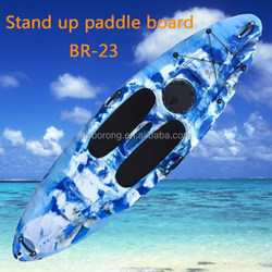 plastic single whole sale sup paddle board / sup paddle board / sup surfboard