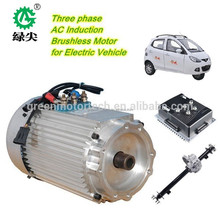 electric car conversion kit , fully power electric cars, golf car motor