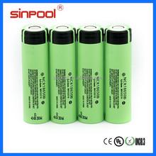 Panason 18650 NCR Battery for Ecig Mechanical Mod from Shenzhen Sinpool Tech