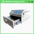 Four de refusion t-962a smt led lumière machine de fabrication automatique de machines à souder pcb