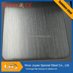 316l stainless steel sheet hairlined surface