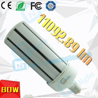 led street light replacement 80w waterproof led corn bulb E40 E39 E27 5 years warranty