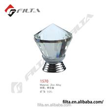High quality crystal kitchen furniture knob