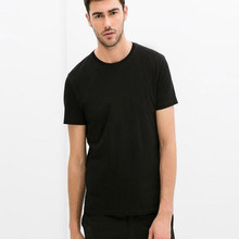 High Quality Wholesale Men 100% Cotton T-shirt