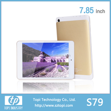 S79 Mini 7.85 Inch Quad Core RK3126 Chip TN Screen Android Tablet PC