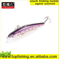 China export ABS minnow new fishing lure hard fishing lure