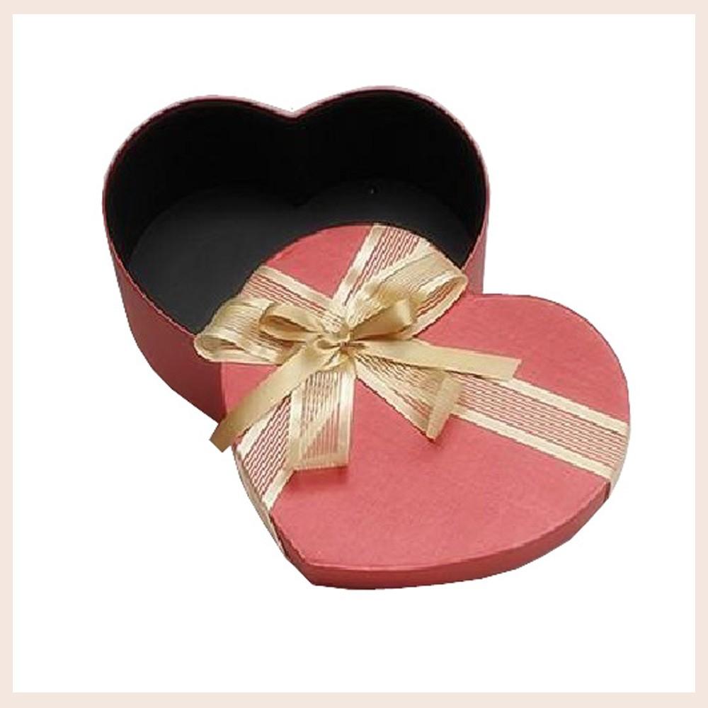 En Gros Personnalis Bo Te De Cadeau De Valentine Pour Le Chocolat Forme De Coeur Tin Box Avec