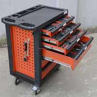 2015 hot product , CNC tool cart with 356 pcs tool sets
