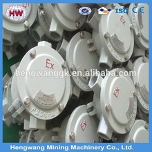 High quality aluminum explosion proof junction boxes for sale