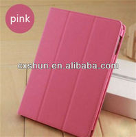 Smart cover for ipad mini pink hot new products for 2014