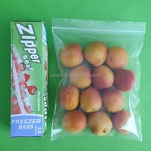 ziplock school plastic bags