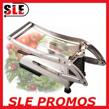 Custom Logo Imprinted High Quality Stainless Steel Potato Cutter,Wholesale French Fry Cutter,Factory Manufacture Potato Slicer