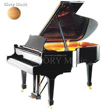 For sale wood musical instrument CHLORIS Black Grand Piano HG-231E