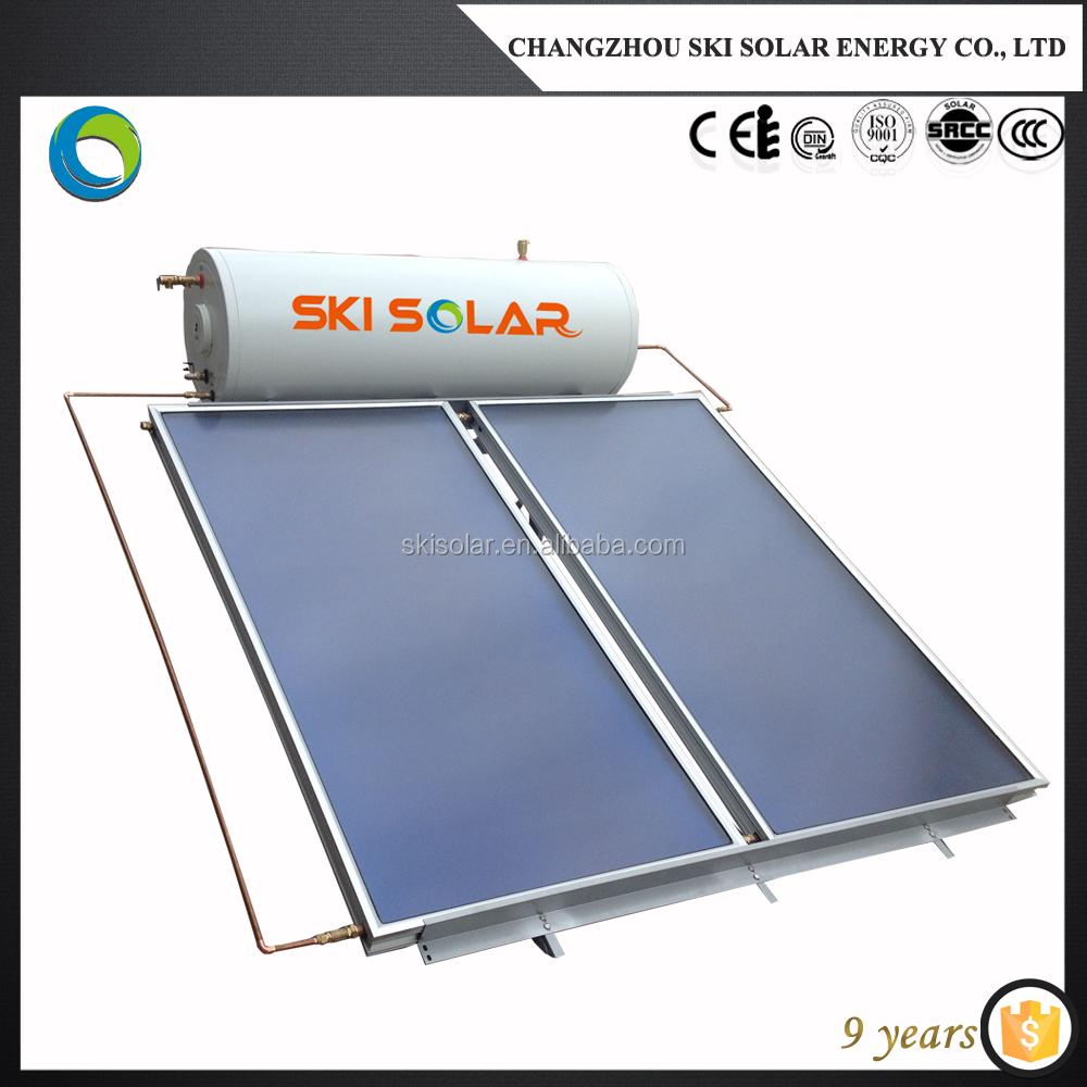 Portable Solar Water Heater : Portable solar water heater