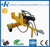 Log Splitter Electric Log Splitter And Saw Machine