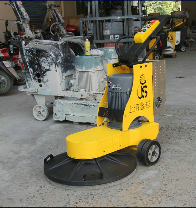 Variable high speed marble polisher buffer concrete for Industrial concrete floor cleaning machines