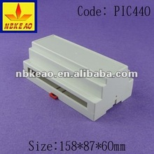 DIN Rail PLC enclosure,industrial control enclosure