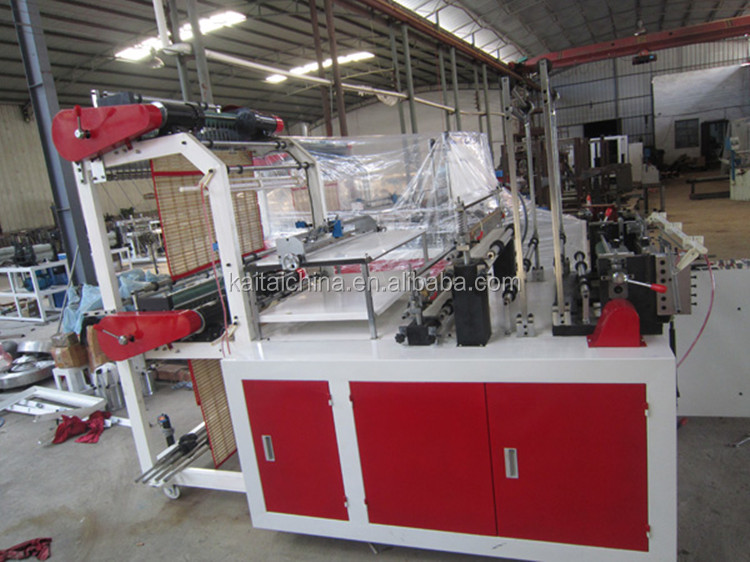 cool cutting bag making machine
