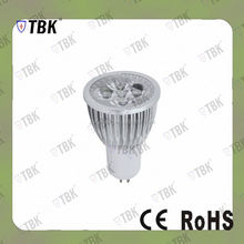 4W/5w e14 e27 lamp diameter 58mm gu10 led spot mr16 LED lamp cup,smd/cob,led spotlight