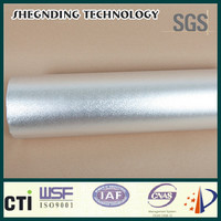Hot!Certificate and inspection reports High performance emulsion pressure sensitive adhesive Embossed Aluminum Foil Cladding