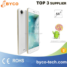 5.5inch quad core smartphone make your own brand phone