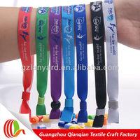 2013 Cheap custom fabric balance strength flexibility bracelet