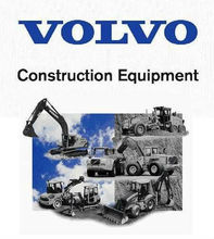 Volvo articulated dump truck parts