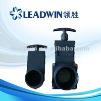 DIN PVC Gate Valves for PVC Pipes Fittings Agriculture Water Drainage