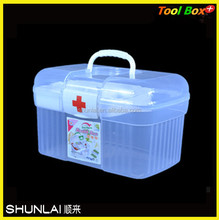 medical personal first aid kit with home