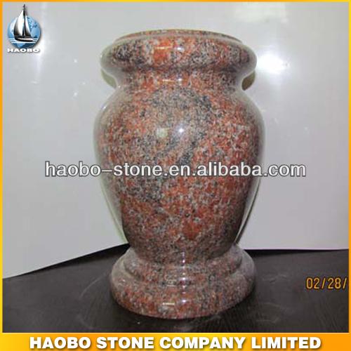 El precio de f brica de granito florero de flores para l pidas for Fabrica de granito
