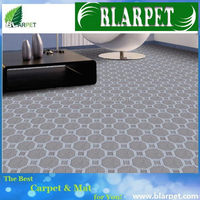 Alibaba china branded durable hotel tufted carpet nylon carpet