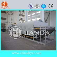 fruit and vegetable belt drying machine