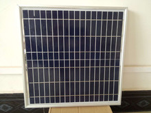 Poly Solar Panel Module 15W,Polycrystalline Silicon PV Module For Home System and Led Lights