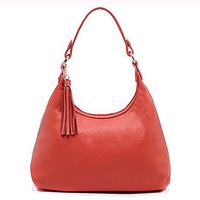 Hot trendy shoulder bag for lady turkish leather bags hobo leather weekend bag EMG4289