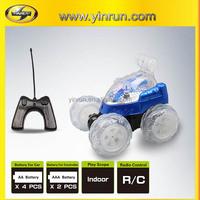 Invincible Tornado Mini RC Twister Buggy Stunt Vehicle car