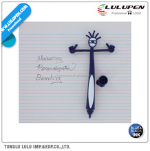 Thumbs Up Bend-A-Promotional Pen (Digitally Printed) (Lu-Q47214)
