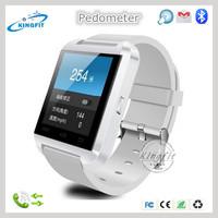 Factory Cheap U Smart Watch for Cellphone By Bluetooh Smart Watch Bluetooth Phone