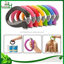 Shopping Grocery Bag Trip Soft Grips Lock Holder Tool