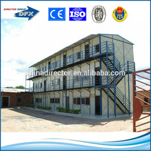 china light steel grade prefabricated building for poultry chicken house shed with watering feeding ventilation system
