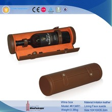 Cardboard Rounded Wine Packaging Box Manufacturer