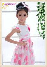 Los niños al por mayor de disfraces de navidad los vestidos de concurso para los niños 2-16 de años de edad