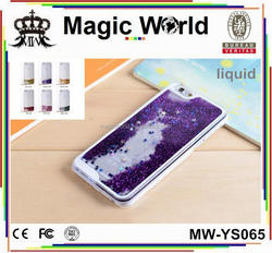 For Iphone 5s Sand Liquid Phone Cover