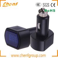 CE Approval Digital 12 volt Battery tester Car voltage meter