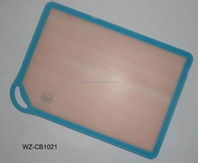 NEW DESIGN antibacterial cutting board with wooden grain