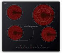 60CM Built-In four burner Ceramic hob vitro ceramic hob induction hob