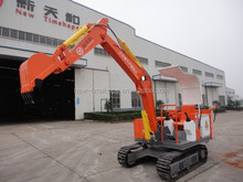 Electrical mini excavator for sale WYL30