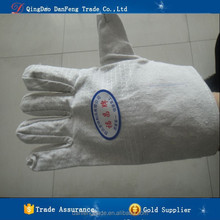 DANFENG DFG487 Direct Buy China Cheap Welding Leather Heat Resistant Protect Gloves