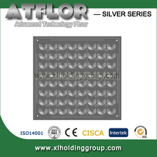 Anti static/fireproof/perforated raised access floor system for computer room