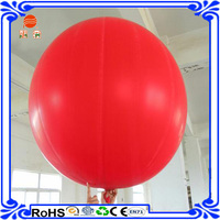 Custom factory promotional gift weather balloon marketing festival balloon