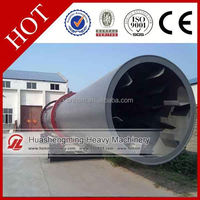 HSM CE brown coal rotary dryer price